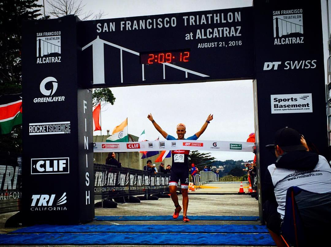 San Francisco Triathlon 2016