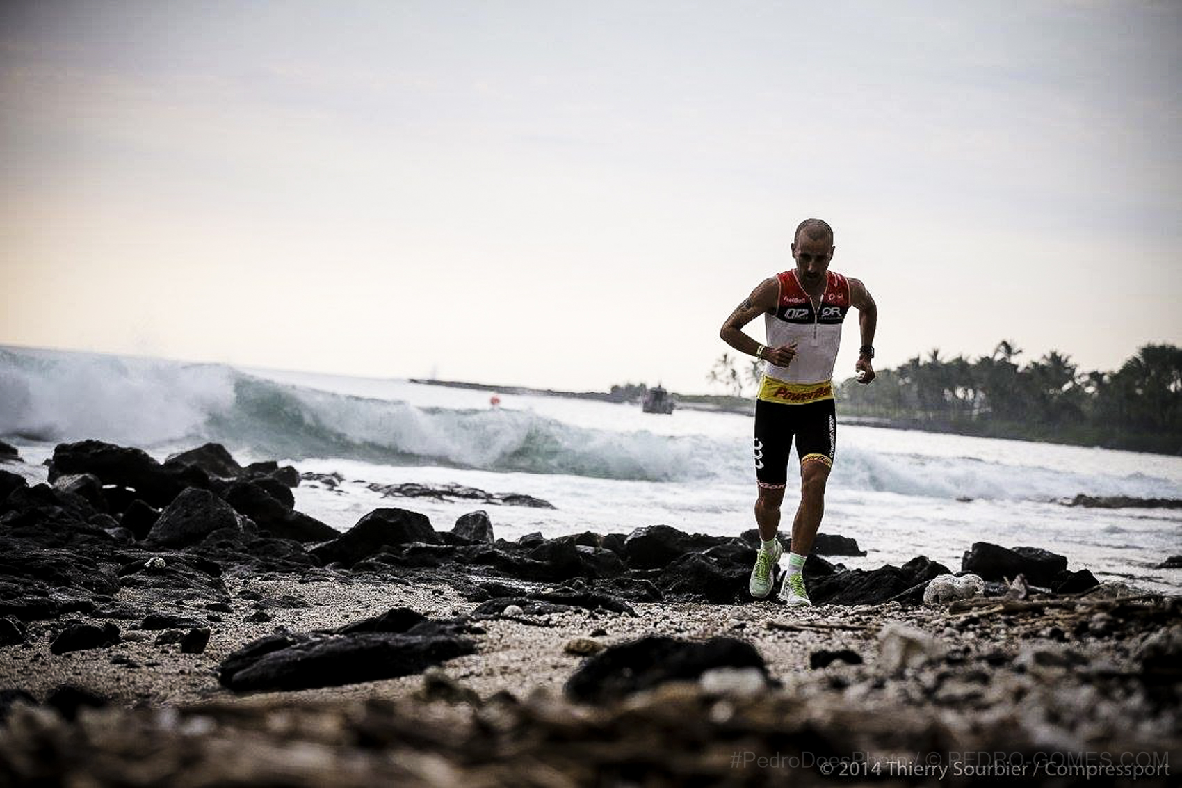 Getting to Kona, Ironman World Championship